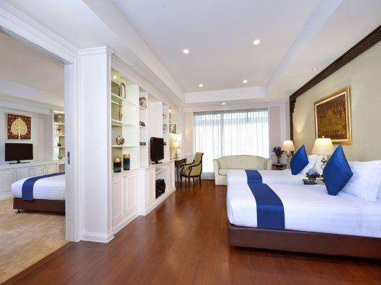 是隆中央酒店(Centre Point Silom)家庭套房