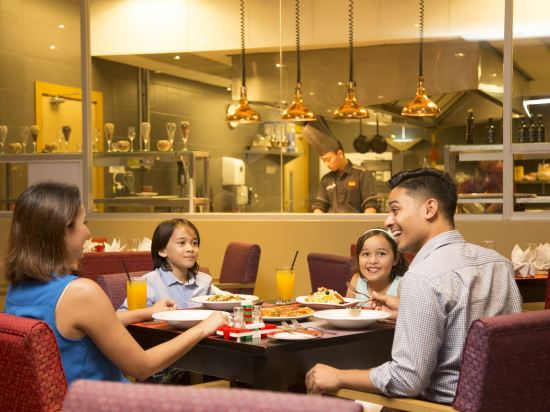 新山樂高度假酒店(Legoland Resort Hotel Johor Bahru)餐廳