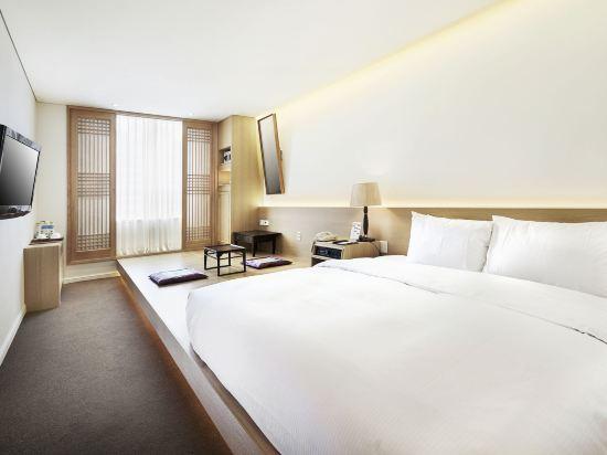 總統酒店(Hotel President)韓式豪華大床房