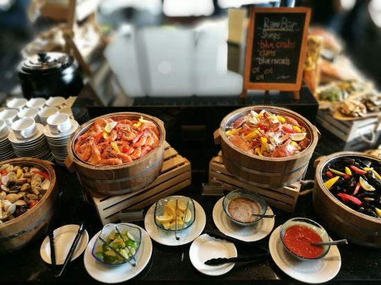 曼谷天空風景酒店(Compass SkyView Hotel Bangkok)餐廳
