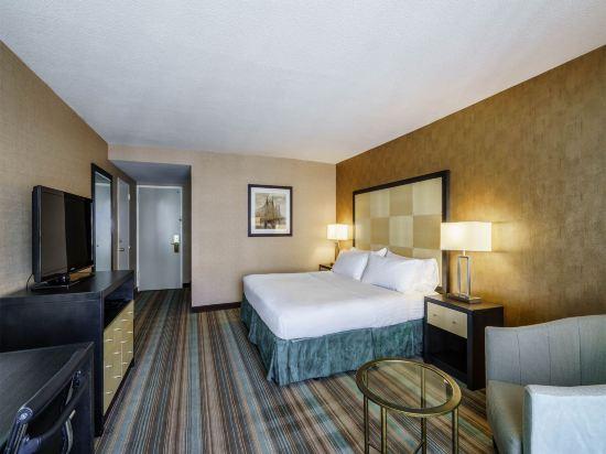 紐約沃森酒店(原紐約曼哈頓第57街假日酒店)(The Watson Hotel (Formerly Holiday Inn Manhattan 57th Street))標準特大床房