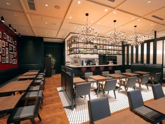 京都四條皇家花園酒店(2018年4月新開業)(The Royal Park Hotel Kyoto Shijo(New Open))餐廳