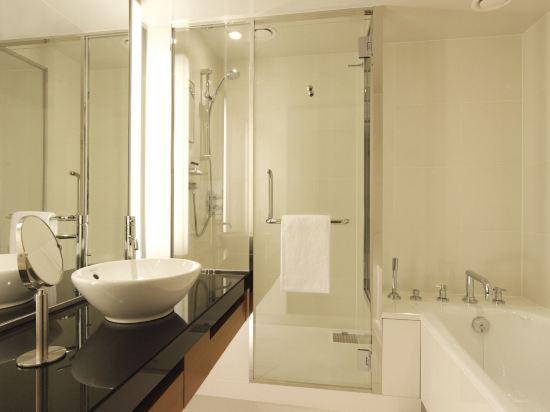 東京凱悦酒店(Hyatt Regency Tokyo)景觀豪華雙床房