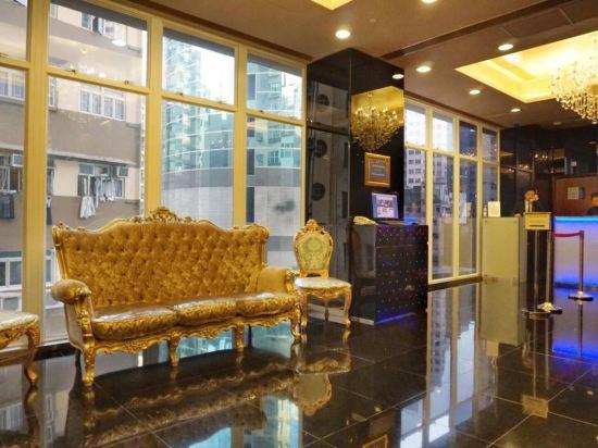 香港華麗銅鑼灣酒店(原香港華麗精品酒店)(Best Western Hotel Causeway Bay)公共區域