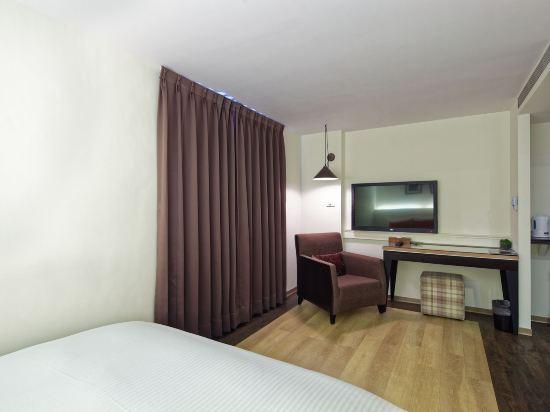 台中寶島53行館(53 Hotel)標準雙人房
