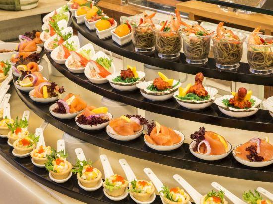 香港如心銅鑼灣海景酒店(L'hotel Causeway Bay Harbour View Hong Kong)咖啡廳