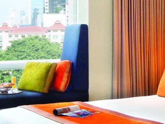 新加坡柏偉詩酒店(Park Regis Singapore)商務房