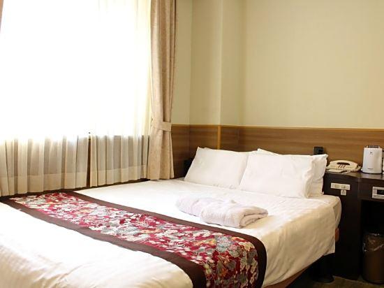 道頓堀酒店(Dotonbori Hotel)單人房