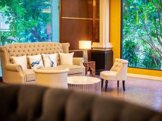 花築·芭堤雅海豚灣酒店(Floral Hotel · Dolphin Circle Pattaya)餐廳