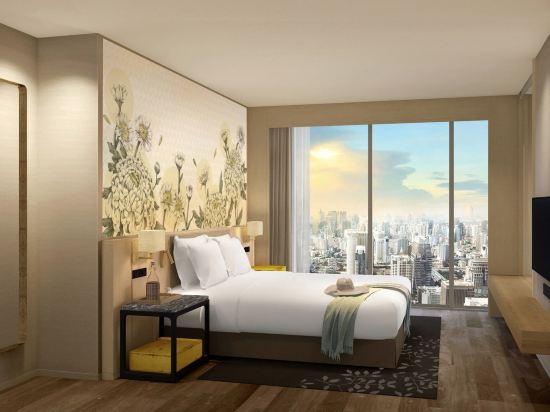 曼谷斯瓦特爾酒店(Sivatel Bangkok)菊花套房