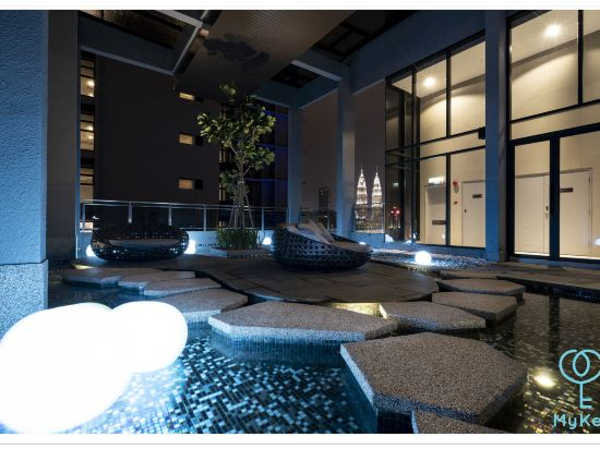 吉隆坡星匯公寓式酒店(Expressionz Professional Suites by MyKey Global)公共區域