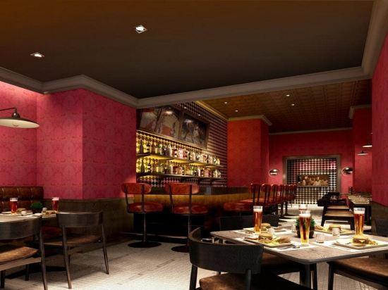 曼谷鉑爾曼G酒店(原曼谷索菲特是隆酒店)(Pullman Bangkok Hotel G)餐廳