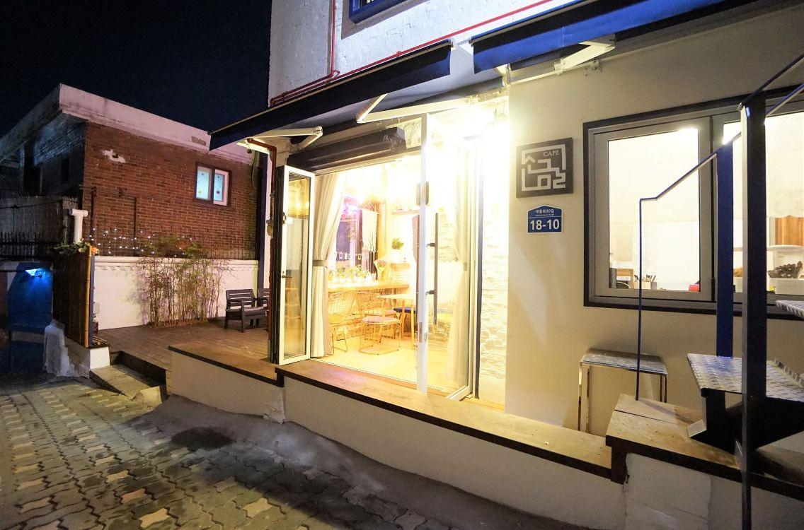 首爾立方體梨花旅店Seoul Cube Ewha