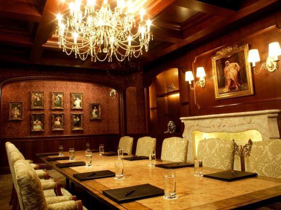 澳門萊斯酒店(Rocks Hotel)會議室