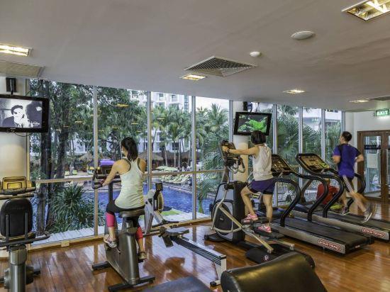 芭堤雅硬石酒店(Hard Rock Hotel Pattaya)健身房