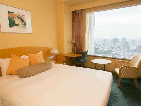 品川王子大飯店(Shinagawa Prince Hotel)附屬塔樓大床房