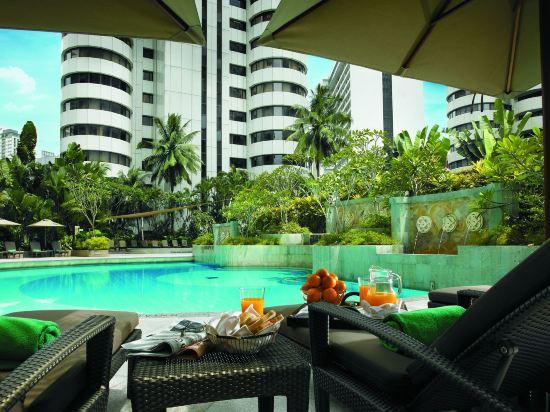 吉隆坡香格里拉大酒店(Shangri-La Hotel Kuala Lumpur)行政套房