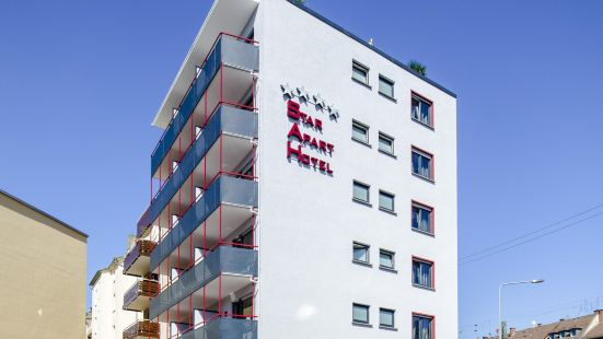 Star Apart Hotel Messe