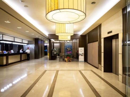 台中來來商旅(Lai Lai Hotel)公共區域