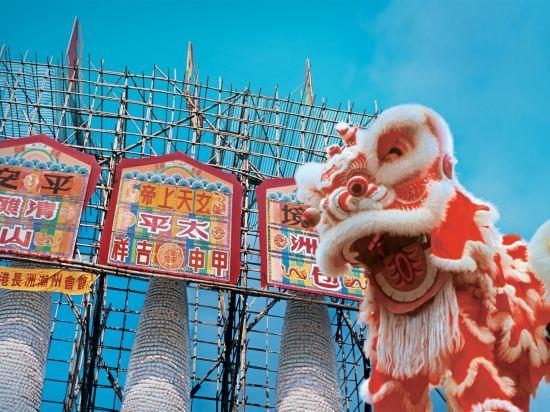 香港數碼港艾美酒店(Le Méridien Cyberport)健身娛樂設施