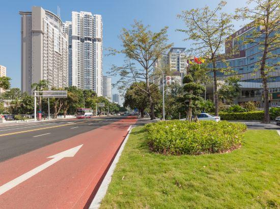 珠海嘉麗城景酒店(Jia Li City View Hotel)周邊圖片