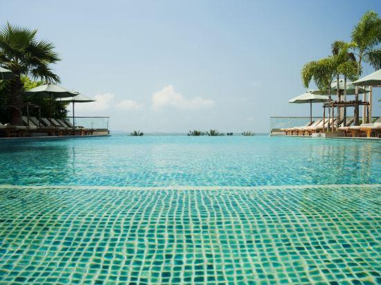 芭堤雅假日酒店(Holiday Inn Pattaya)健身娛樂設施
