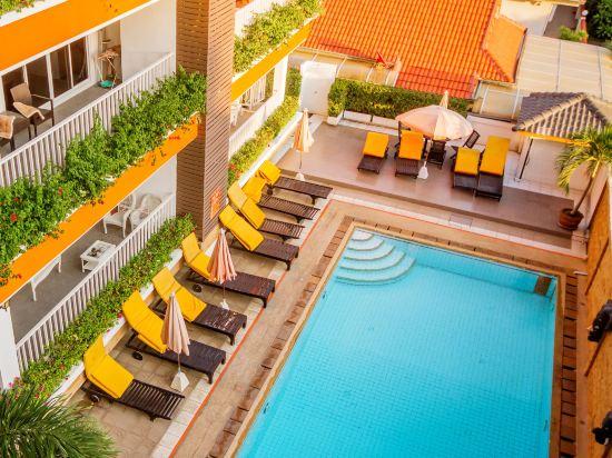 新北歐家庭酒店(Family Residence)健身娛樂設施