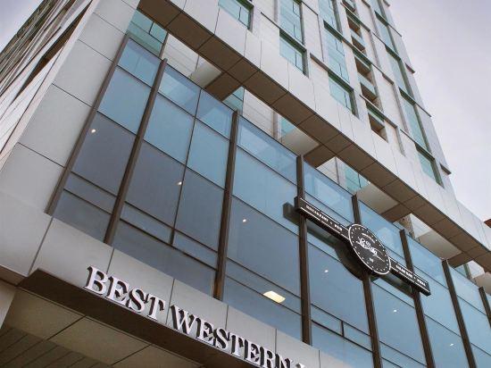 釜山索拉利亞西鐵酒店(Solaria Nishitetsu Hotel Busan)外觀