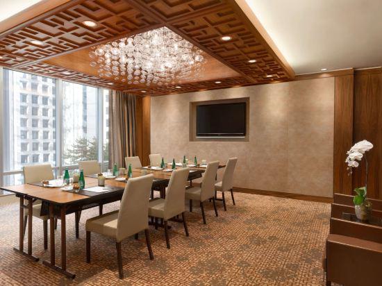 温哥華香格里拉大酒店(Shangri-La Hotel Vancouver)會議室
