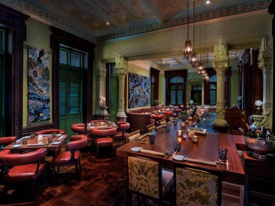 W曼谷酒店(W Bangkok Hotel)餐廳