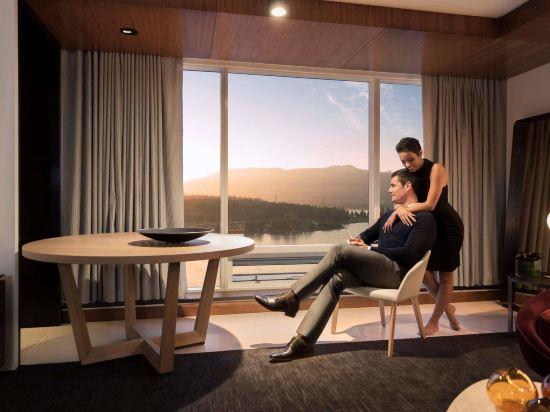 費爾蒙特環太平洋酒店(Fairmont Pacific Rim)公共區域