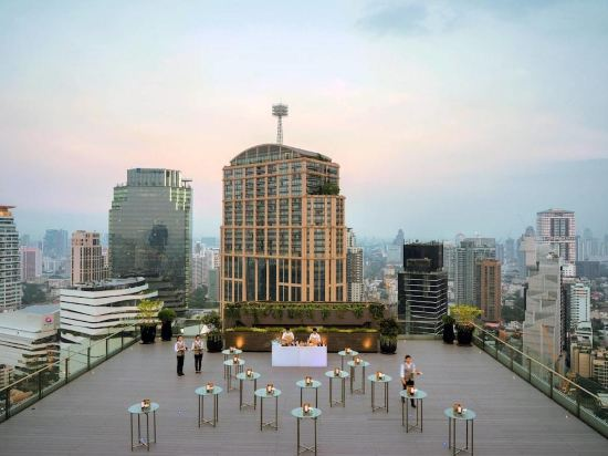 曼谷馬奎斯皇后公園萬豪酒店(Bangkok Marriott Marquis Queen's Park)外觀