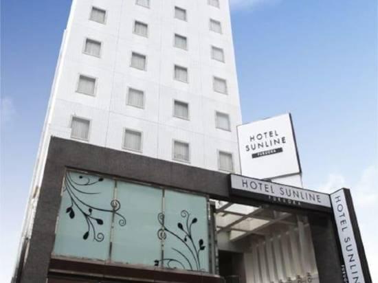 福岡大濠陽光酒店