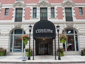 拉斐特酒店(Hotel at the Lafayette)