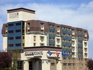 南埃德蒙頓福朋喜來登酒店(Four Points by Sheraton Edmonton South)
