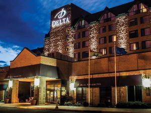 弗雷德里克頓 Delta 酒店(Delta Fredericton)