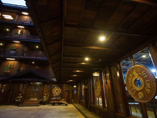 暹羅特瑞酒店(True Siam Rangnam Hotel)公共區域