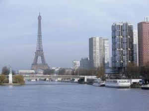 巴黎中心埃菲爾鐵塔之旅諾富特酒店(Novotel Paris Centre Tour Eiffel)