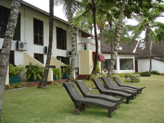 Sao Tome Island Hotels Where To Stay In Sao Tome Island