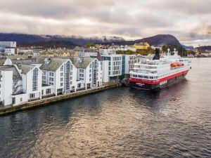 奧勒松麗笙藍標酒店(Radisson Blu Hotel, Ålesund)