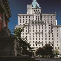 温哥華費爾蒙特酒店酒店預訂
