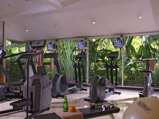 曼谷瑞士奈樂特公園酒店(Swissotel Nai Lert Park Bangkok)健身房