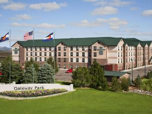 丹佛國際機場希爾頓酒店(Homewood Suites by Hilton Denver International Airport)