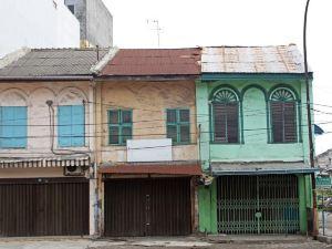 棉蘭維沃長住酒店(Medan Vivo Stay)