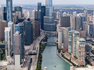 芝加哥度假旅館(Chicago Getaway Hostel)