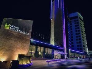 安曼千禧大酒店(Grand Millennium Hotel Amman)
