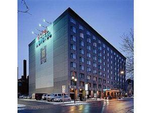 諾富特蒙特利爾中心酒店(Novotel Montreal Center)