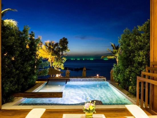 達拉海角度假酒店(Cape Dara Resort)室外游泳池