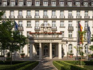 奎勒霍夫阿爾申鉑爾曼酒店(Pullman Aachen Quellenhof)