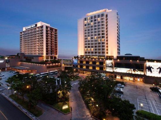 百樂達斯釜山酒店(Paradise Hotel Busan)外觀
